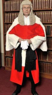 A British High Court Judge