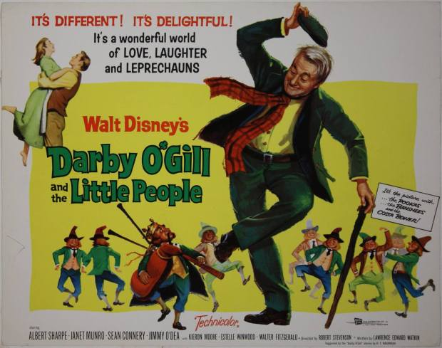 Darby O'Gill Poster Image