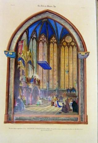 Les Arts au Moyen Age by Alexandre De Sommerard, Paris, 1838-1846 (UCD Special Collections)