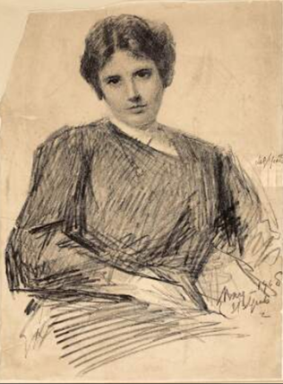 Susan Mary 'Lily' Yeats (1866-1949)