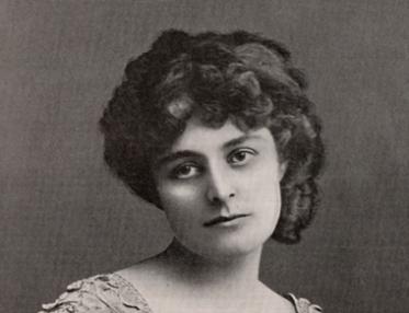 Maud Gonne MacBride (1866-1953)