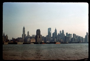 New York Skyline 1960 (Creative Commons)