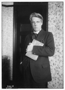 W.B. Yeats (Creative Commons)