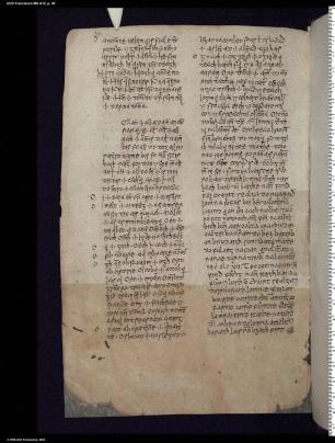 Oímelc (Imbolc) in 'Cormac's Glossary' (UCD-OFM A 12 MS 12 p. 30 www.dias.isos.ie)