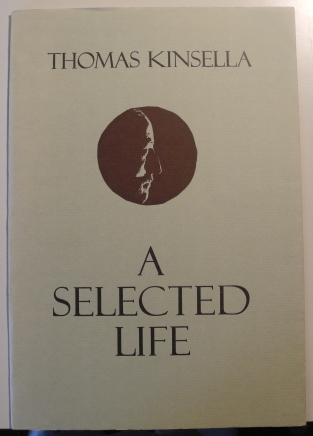 'A Selected Life' published by Peppercanister Press