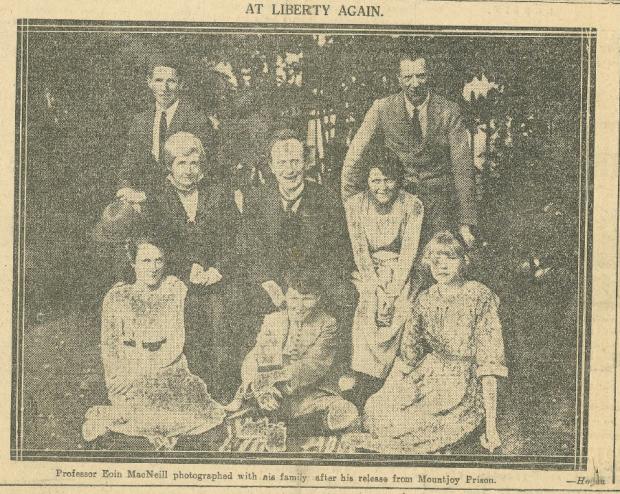 The MacNeill family