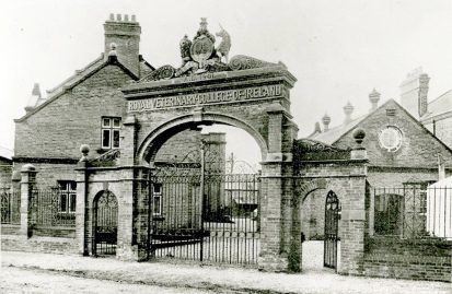 The Royal Veterinary College of Ireland Shelbourne Gate (UCDA RCVI/77/1)
