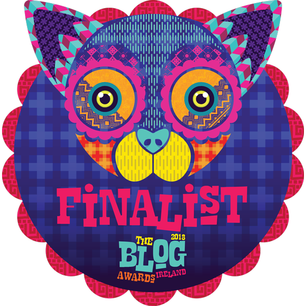 Blog Awards 2018 Finalist