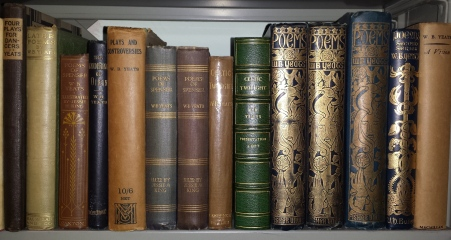 Selection from the Dr John Satchell Rake Yeats Collection.