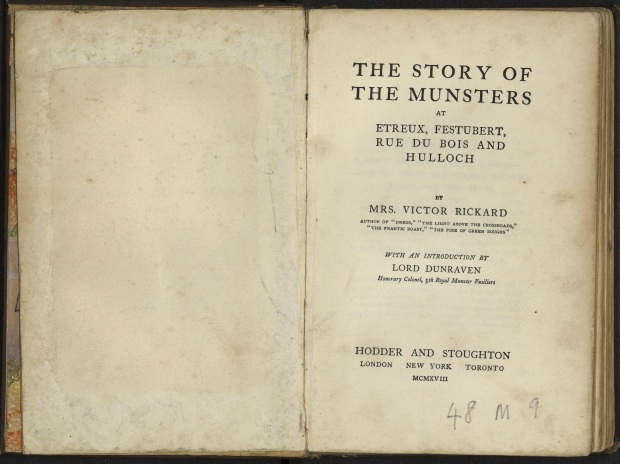 'The Story of the Munsters'