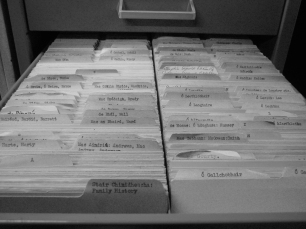Family History Index in the National Folklore Collection