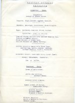 Shannon Airport menu from 1946, pg1 (UCDA LA27/758)