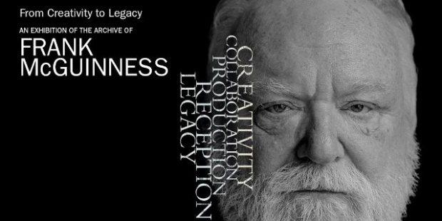 Frank McGuinness exhibition