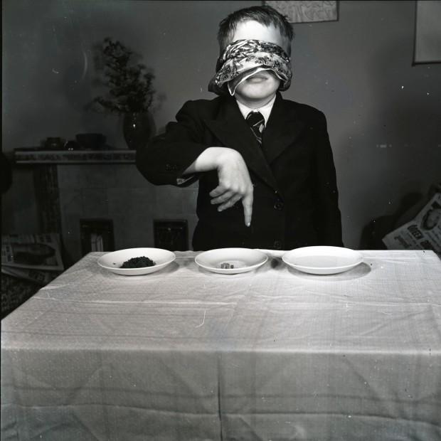 Halloween divination games, Dublin, 1935