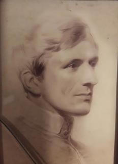 A young John Henry Newman (1801-1890).