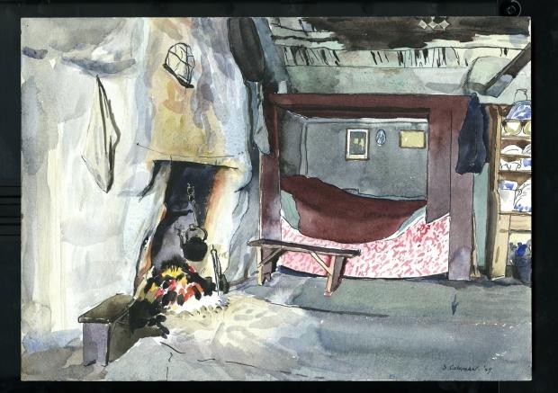 Anna's cottage